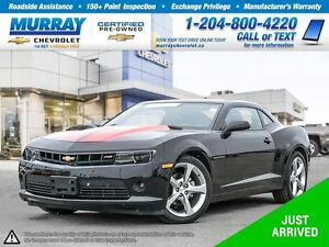 2015 Chevrolet Camaro LT 2LT *Rear View Camera, Remote Start, On