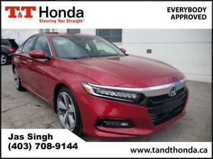 2018 Honda Accord Touring*Free Winter Tires, Cooled/Heated Seats