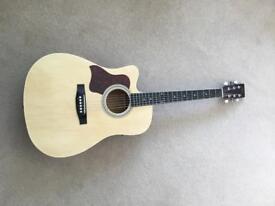 Psst music guitar left handed