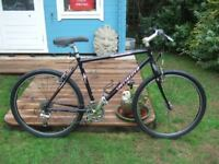 Vintage Mans / Ladies Mountain Bike Bicycle Cycle ROCKHOPPER SPECIALIZED 24 Gears