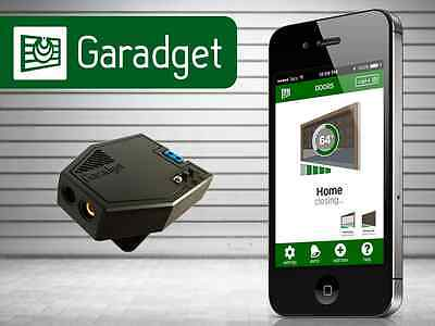 Garadget   Wifi Smart Garage Door Controller   Use App  Alexa  Google  Ifttt  Ha