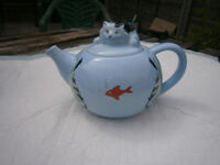 Assorted Collectable Tea Pots
