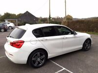 MAKE AN OFFER - BMW 1 Series 1.5 116d Sport Sports Hatch 5dr (start/stop)