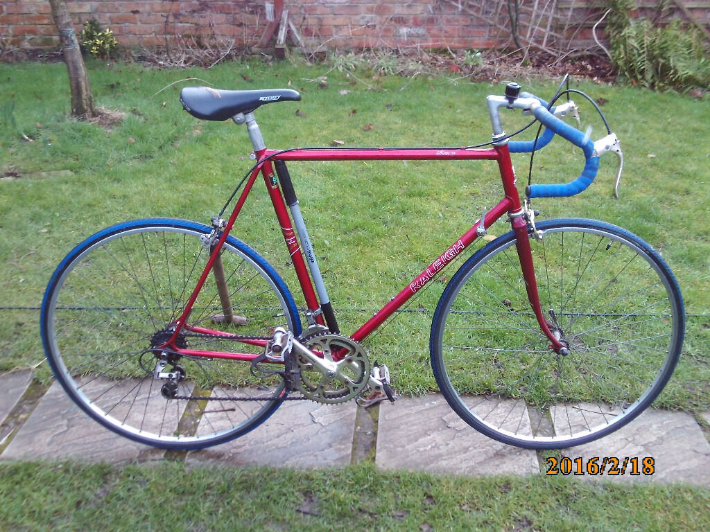 Raleigh Sirocco Road Bike One Of Many Quality Bicycles For