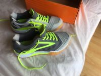 Dunlop Squash Shoes (7.5 UK) New Indoor Court Racquetball