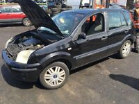 ford fusion 3 spares or repair 53 plate ** £350**