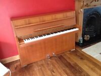 Fuchs and Mohr Upright Piano
