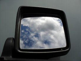 Vauxhall Combo Door mirror.