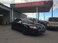 2006 Audi S4 4.2 (M6) mags rs4 cuir blanc toit
