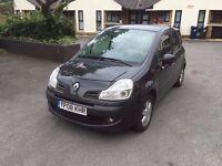 Renault Grand Modus 1.6 VVT Dynamique 5dr , DVD PLAYER , PARKING CAMERA, FREE WARRANTY , 1 OWNER