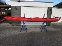 perception horizon tandem touring kayak