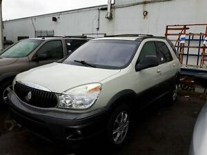 2005 Buick Rendezvous CX Plus