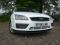 56 FORD FOCUS 1.6 DIESEL ESTATE,MOT DEC 017,1 OWNER FROM NEW,PART HISTORY,2 KEYS,GREAT WORK HORSE