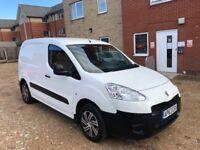 Peugeot partner 1.6 hdi 2014 NO VAT low mileage