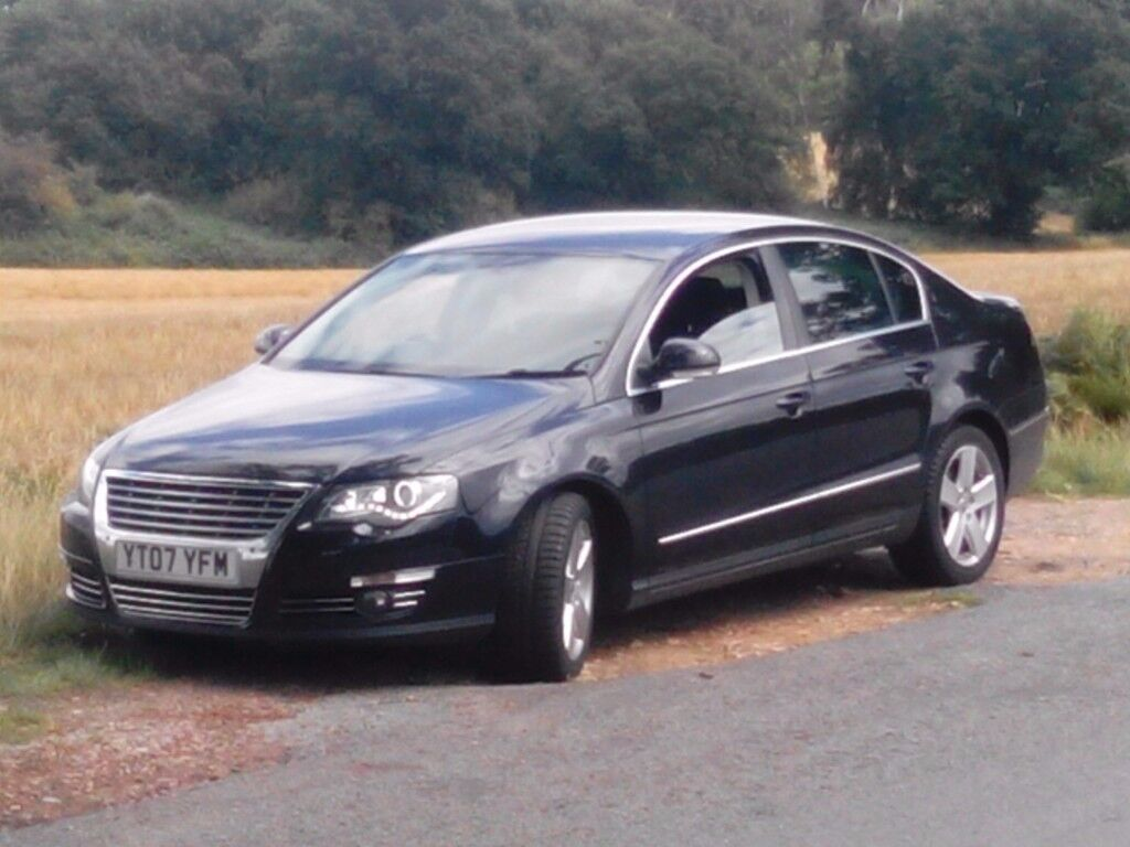 vw passat 2007 b6 3c2 tdi sport 170bhp in ipswich suffolk gumtree. Black Bedroom Furniture Sets. Home Design Ideas