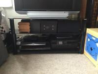 Television stand and storage unit