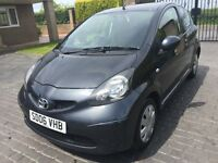 \\\ 06 TOYOTA AYGO+ VVTI \\\ ONLY 43K \\\ IMMACULATE \\\ £20 TAX \\\ £1999