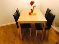 Excellent condition dining table £55