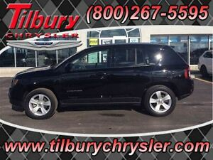 2015 Jeep Compass High Altitude, bluetooth, leather, roof, 4x4
