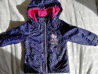 Girls jacket 2-3