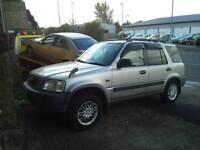 Honda crv for sale £395 ono