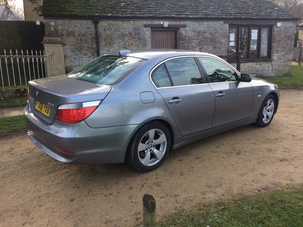 BMW I SE AUTO PETROL GOOD CONDITION In Swindon - 2008 bmw 525i