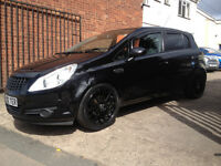 Vauxhall Corsa 1.2 i 16v Club 5dr - 2007, 12 Months MOT, Private Plate, Black Alloys, Drives Great!