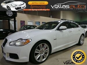 2011 Jaguar XF XFR XFR| SUPERCHARGED