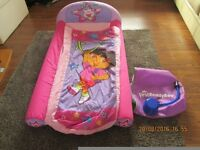 My First Ready Bed - Dora the Exploer