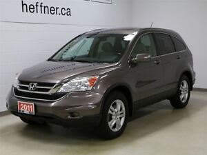 2011 Honda CR-V EX-L With Leather and Roof Kitchener / Waterloo Kitchener Area image 1