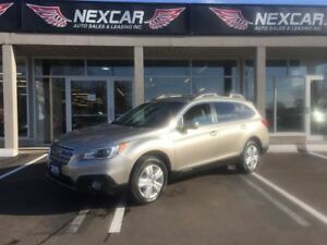 2015 Subaru Outback 2.5I AUT0 AWD BACKUP CAMERA 124K