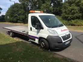 Breakdown/recovery car collection service based in Birmingham