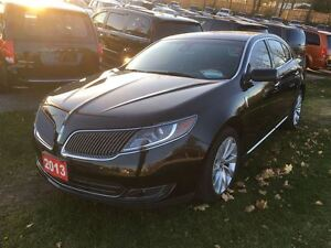 2013 Lincoln MKS NAVIGATION! LEATHER! LOADED! London Ontario image 2