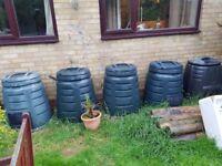 Compost Bins - Open Bottom