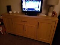 Beech Sideboard for Sale £50 Length 180cm Depth 43cm Height 90cm
