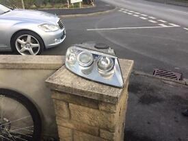 VW Touareg 2004-2006 front headlight