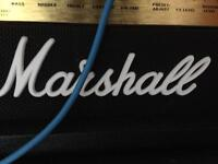 For Sale Marshall MG100HDFX head Amp and 100 Cab Speaker