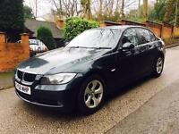 BMW 318I SPORT 2007 LONG MO VERY GOOD CONDITION DRIVES 100% RELIABLE CAR!
