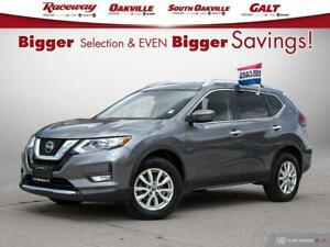 "2018 Nissan Rogue S ""AWD"" - REDUCED. Back Up Cam, Htd Seats, Blu"