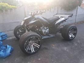 Bashan 250cc quad bike