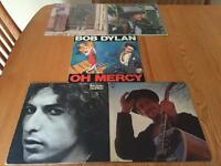 Bob Dylan Vinyl Records