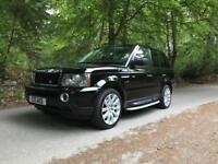 Range Rover Sport HSE SVR