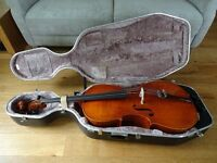 Full Size CELLO and HARD CASE £1200 ONO