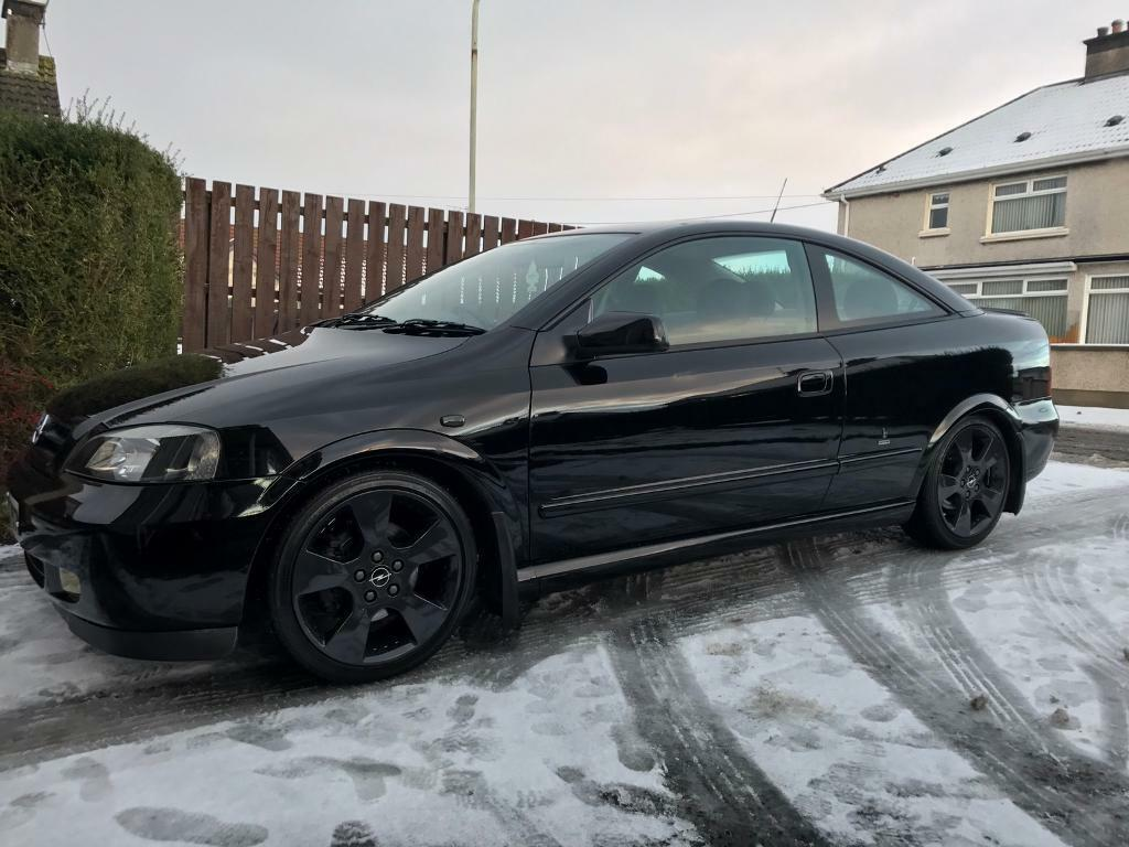 2001 opel astra bertone coupe 1 8 16v in ballymoney. Black Bedroom Furniture Sets. Home Design Ideas