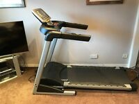 Fuel Fitness 4.0 Treadmill (Silver)
