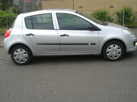 SOLD RENAULT CLIO EXPRESION 1.2 PETROL £950 SOLD