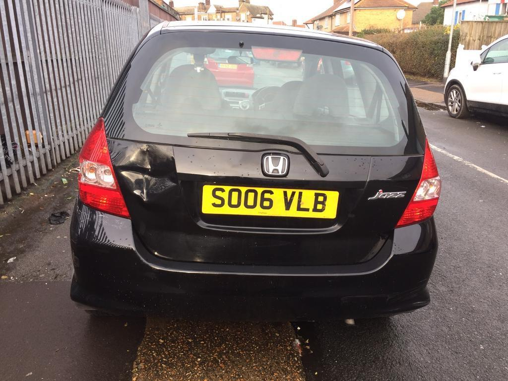 HONDA JAZZ 2006. THE CAR HAVE SERVICE HISTORY AND STAMPS.