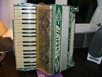 settimio soprani 80 bass accordion
