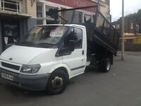 Ford Transit Tipper 2.5
