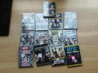 UFC DVD Bundle